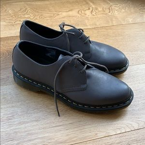 Dr. Martens grey shoes women's size 11 NWT